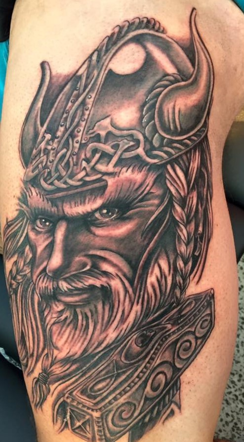By Sabine - Viking Leg