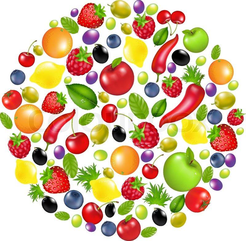 Fruitige kunst