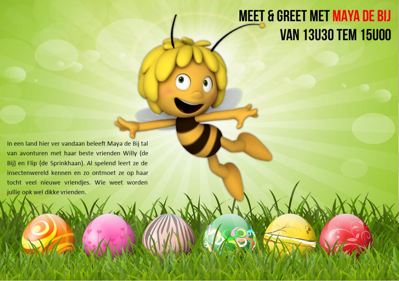Meet & Greet Maya de Bij